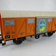 Trains Échelle: VAGON MERCANCIA HO. Lote 218872883