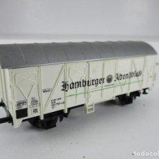 Trains Échelle: VAGON MERCANCIA HO. Lote 218873071
