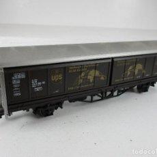 Trains Échelle: VAGON MERCANCIA HO. Lote 218874071
