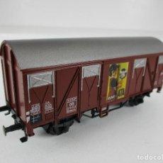 Trains Échelle: VAGON MERCANCIA HO. Lote 218875250