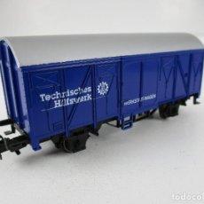 Trains Échelle: VAGON MERCANCIA HO. Lote 218875510