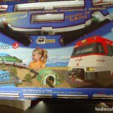 Trenes Escala: TREN ELECTRICO A PILAS PEQUE TREN MODELO 680. Lote 218887755