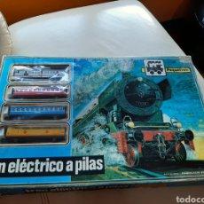 Trenes Escala: TREN PEQUETREN REF 506. VINTAGE AÑOS 80. SEINSA, VALCOY.. Lote 218935357