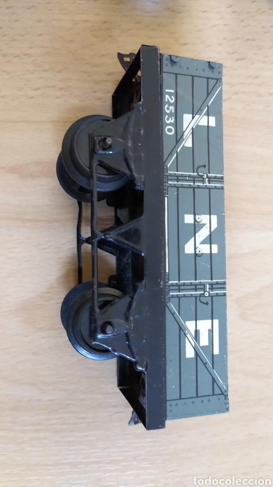 Trenes Escala: Lote trenes Hornby con caja m0 y n 21 + marklin - Foto 2 - 219212007