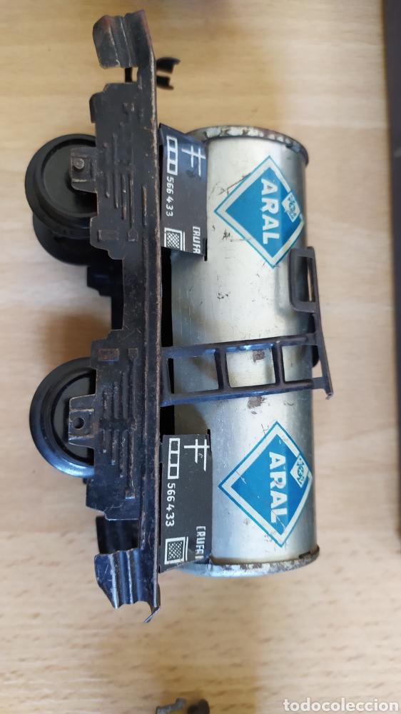 Trenes Escala: Lote trenes Hornby con caja m0 y n 21 + marklin - Foto 3 - 219212007