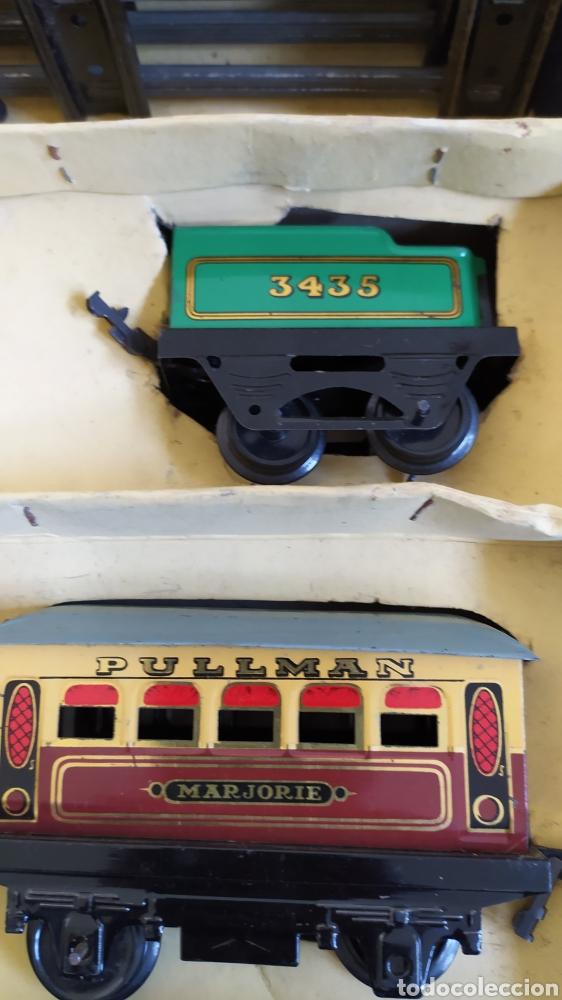 Trenes Escala: Lote trenes Hornby con caja m0 y n 21 + marklin - Foto 5 - 219212007