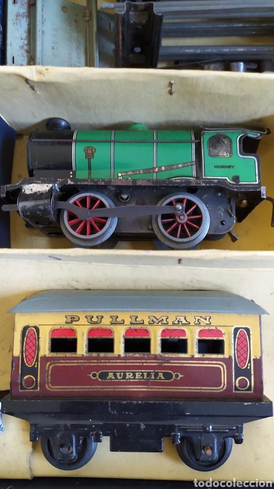 Trenes Escala: Lote trenes Hornby con caja m0 y n 21 + marklin - Foto 6 - 219212007
