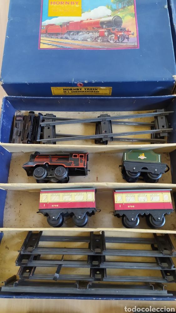 Trenes Escala: Lote trenes Hornby con caja m0 y n 21 + marklin - Foto 8 - 219212007