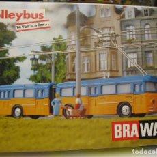Trenes Escala: TROLLEYBUS BRAWA PRECINTADO. Lote 219227738