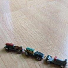 Trenes Escala: ANTIGUO JUGUETITO TREN. Lote 219327087
