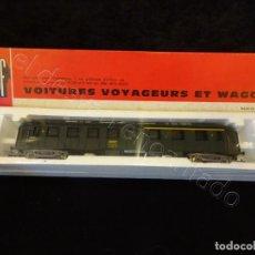 Trenes Escala: JOUEF. ESCALA H0. VAGON PASAJEROS. REF 5112. Lote 219474421