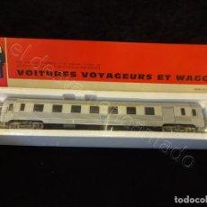 Trenes Escala: JOUEF. ESCALA H0. VAGON MIXTO. REF 5593. Lote 219475967