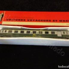 Trenes Escala: JOUEF. ESCALA H0. VAGON MIXTO. REF 5294. Lote 219476235