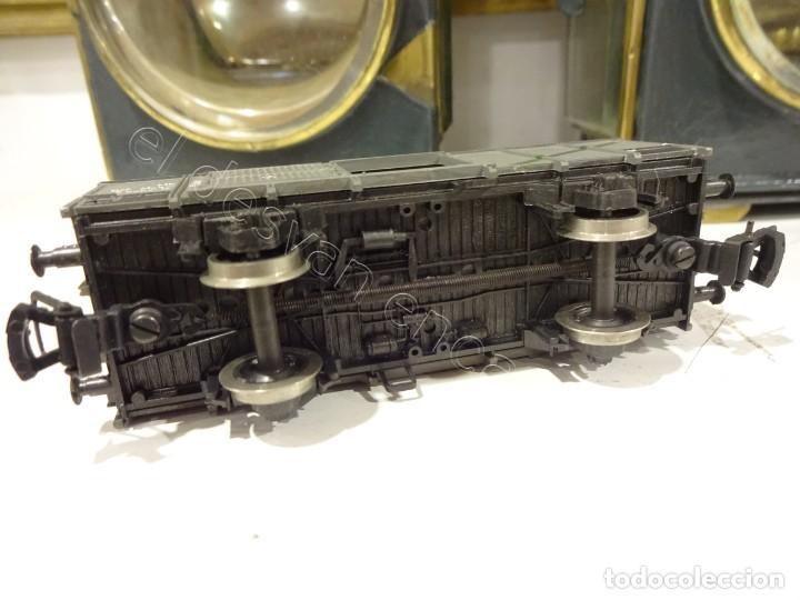 Trenes Escala: RIVAROSSI H0. Vagon mercancias abierto con carga a la vista - Foto 3 - 219741076