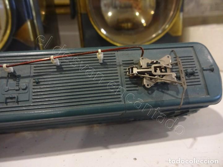 Trenes Escala: JOUEF H0. Locomotora eléctrica BB25110. REF: 8582. Algun defecto - Foto 4 - 220093468