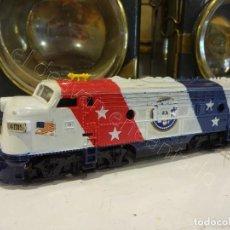 Trenes Escala: LOCOMOTORA TYCO ESCALA H0. 20 CTMS. Lote 220360986