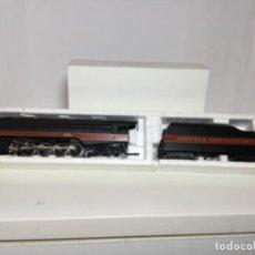 Trenes Escala: LOCOMOTORA CON TENDER BACHMANN NORFOLK AND WESTERN. Lote 220665833