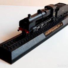 Trenes Escala: TREN 1925: SR N CLASS 2-6-0 NO. 31874 - MAQUETA DE METAL Y PASTA - 38.CM LARGO EN BLISTER. Lote 220886128