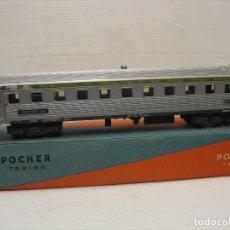 Trenes Escala: COCHE VIAJEROS DE POCHER ITALIA. Lote 220894413