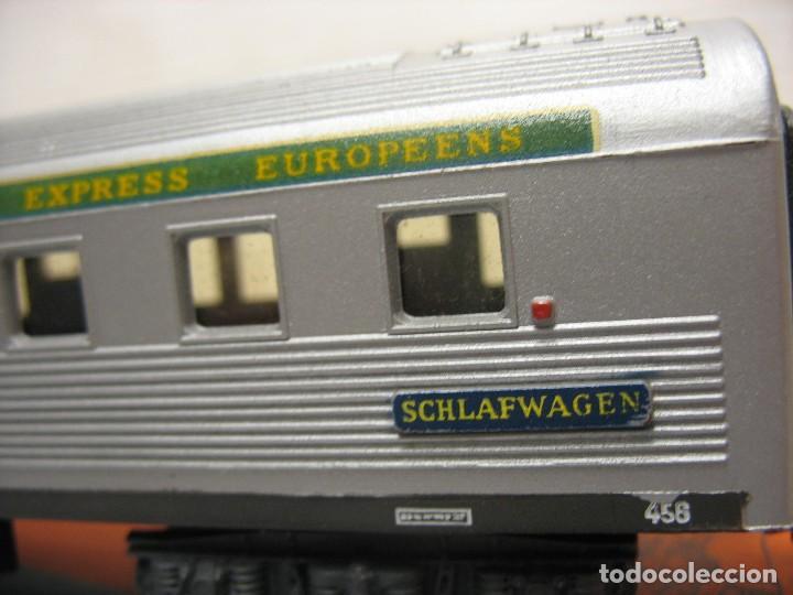 Trenes Escala: coche viajeros de pocher italia - Foto 2 - 220894413