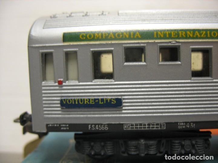 Trenes Escala: coche viajeros de pocher italia - Foto 3 - 220894413