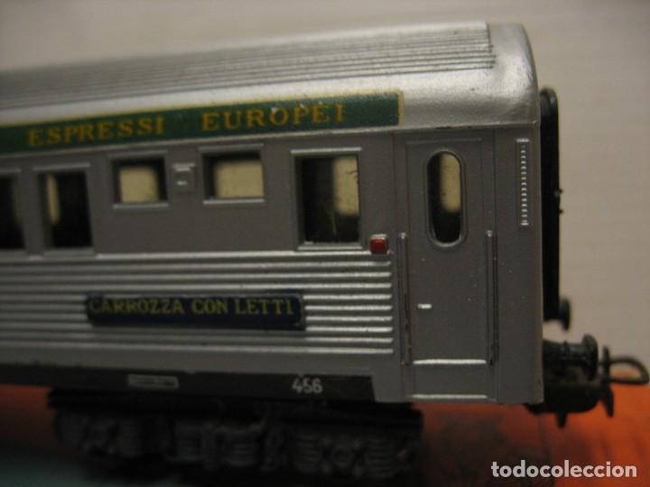 Trenes Escala: coche viajeros de pocher italia - Foto 5 - 220894413