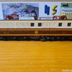 Treni in Scala: MS MODEL LOCOMOTORA RENFE 250 ESTRELLA DIGITAL. Lote 221631597