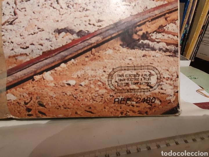 Trenes Escala: TREN PAYA. REF. 2480. TREN CERCANIAS. ELECTRICO A PILAS. - Foto 5 - 221670355