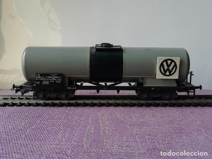 VAGON CISTERNA H0 (Juguetes - Trenes Escala H0 - Otros Trenes Escala H0)