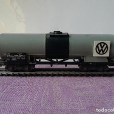 Trenes Escala: VAGON CISTERNA H0. Lote 221671096