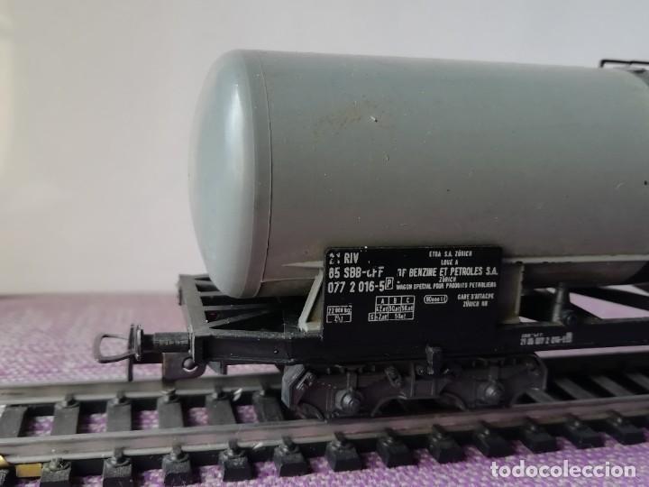 Trenes Escala: Vagon cisterna H0 - Foto 4 - 221671096