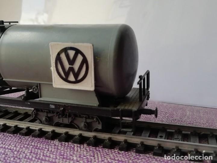 Trenes Escala: Vagon cisterna H0 - Foto 5 - 221671096