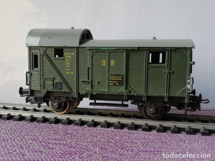 VAGON DE TREN H0 (Juguetes - Trenes Escala H0 - Otros Trenes Escala H0)