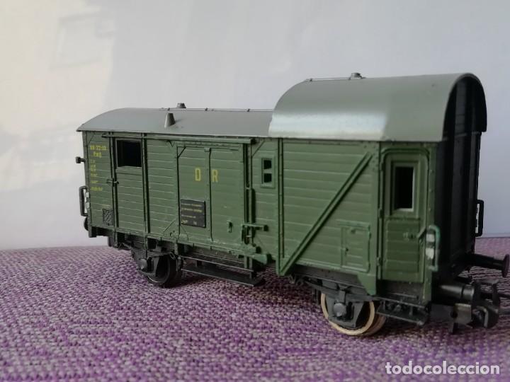 Trenes Escala: Vagon de tren H0 - Foto 2 - 221671251