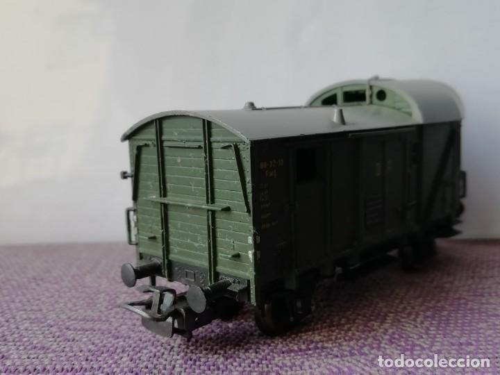 Trenes Escala: Vagon de tren H0 - Foto 4 - 221671251