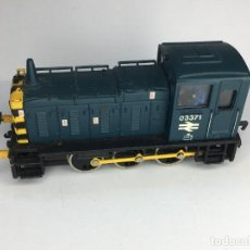 Trenes Escala: LOCOMOTORA TREN BACHMANN CUSTOM. Lote 221943148