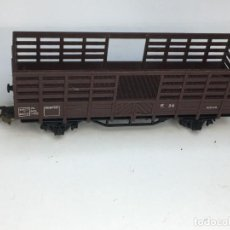 Trenes Escala: HORNBY VAGON TREN. Lote 221948912