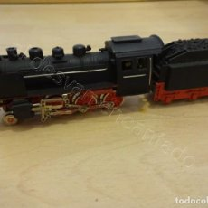 Trenes Escala: JYESA H0. LOCOMOTORA 1004 CON TENDER. VER FOTOS Y DESCRIPCION. Lote 221949772