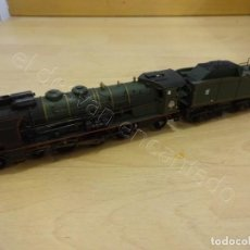 Trenes Escala: LOCOMOTORA JOUEF H0. SNCF 231 CON TENDER. MADE IN FRANCE. NO TESTADA. Lote 222005500