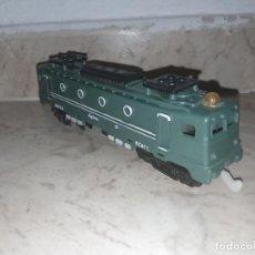 Trenes Escala: LOCOMOTORA TREN RENFE JYESA. Lote 222164505