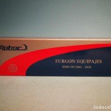 Trenes Escala: FURGON MABAR RENFE 85005. Lote 222679580