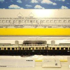 Trenes Escala: AUTOMOTOR ET 833/834 H0 TRIX KPEV EPOCA I. Lote 222705198
