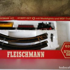 Trenes Escala: TREN FLEISCHMANN START SET 6315. Lote 222846616