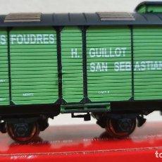 Trenes Escala: FOUDRES DE K-TRAIN 0710-C. Lote 223959053
