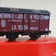 Trenes Escala: FOUDRES DE K-TRAIN 0711-F. Lote 223961178