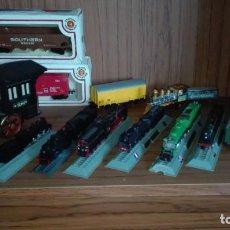 Trenes Escala: LOTE DE TRENES A VARIAS ESCALAS. Lote 224875035
