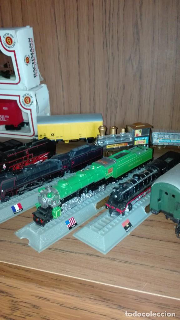Trenes Escala: Lote de trenes a varias escalas - Foto 5 - 224875035