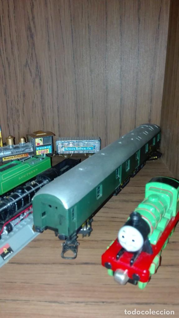 Trenes Escala: Lote de trenes a varias escalas - Foto 6 - 224875035