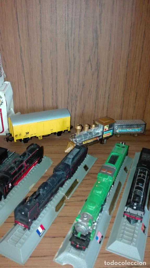 Trenes Escala: Lote de trenes a varias escalas - Foto 7 - 224875035