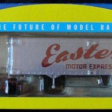 Trenes Escala: CAMION HO 1:87 ATHEARN 93183 - EASTERN MOTOR EXPRESS - DESCATALOGADO - MUY RARO -. Lote 225962403